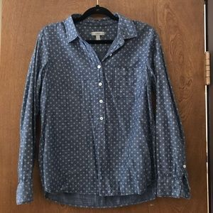 🔥5 for $25 J. Crew blouse